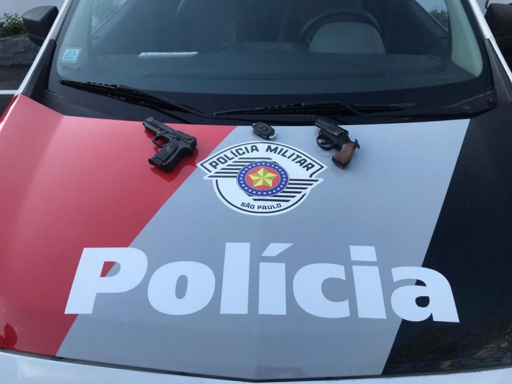 Homem é preso por roubo de veículo em São Bernardo do Campo